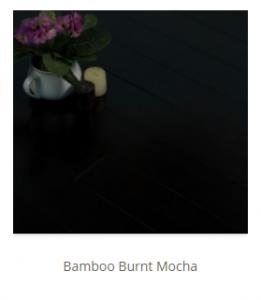 Bamboo Burnt Mocha