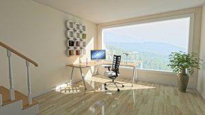 Brampton Wood Flooring white floor project