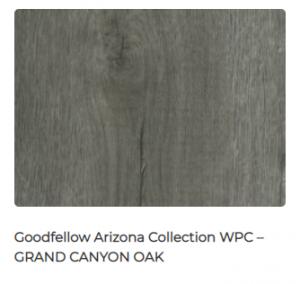 Grand Canyon Oak