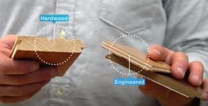 Hardwood vs Engineered Flooring
