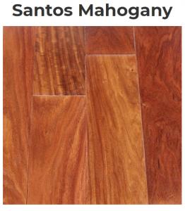 Santos Mahogany Pattern Flooring