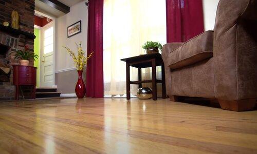 Brampton Wood Flooring final product