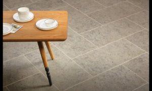 Brampton Wood Flooring coffee table and floor tile