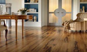 finished Brampton Wood Flooring project
