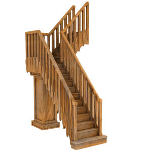 Brampton Wood Flooring gothic stairs, old, wooden