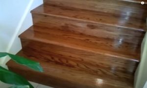 Brampton Wood Flooring indoor hardwood stairs