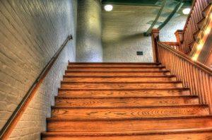 Brampton Flooring great staircase